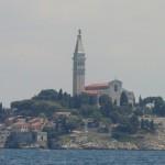 Die kroatische Küste